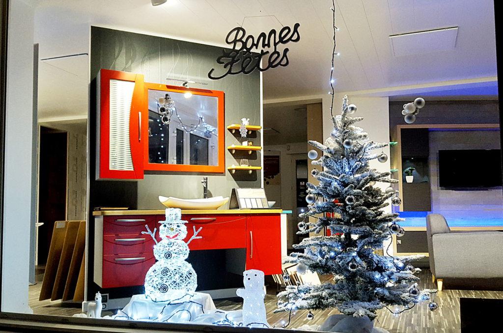 Decoration Balcon De Noel.Showroom Decore Pour Noel Balcon Agencement Cuisine Le