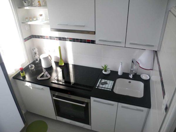 cuisine petit espace optimisé
